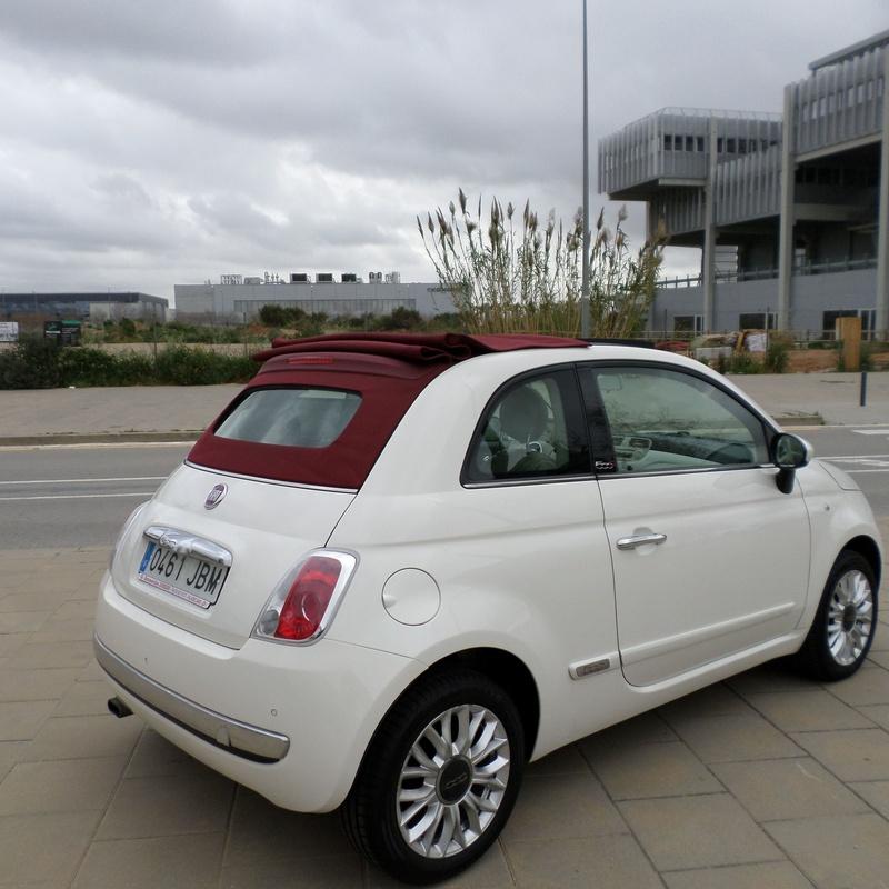 FIAT 500C 1.2 AÑO 2015 8300€: Servicios de reparación  de Automóviles y Talleres Dorado