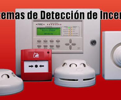 Sistemas de detección de incendio Madrid