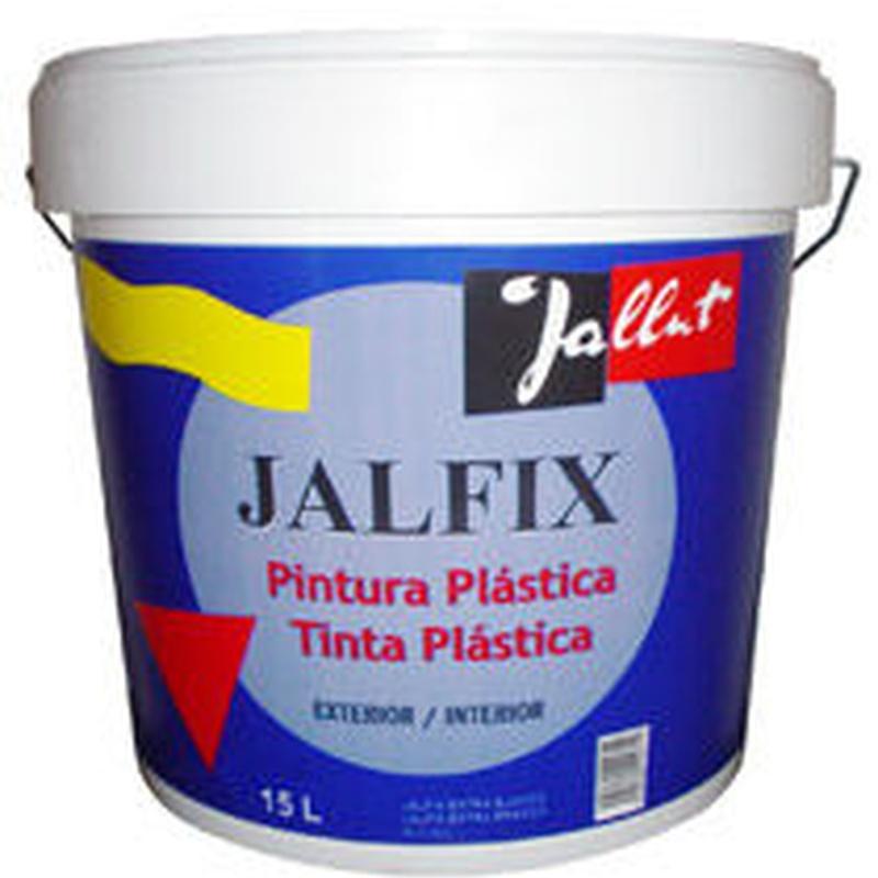 Pintura plástica Jallut Jalfix Satinada en Barcelona