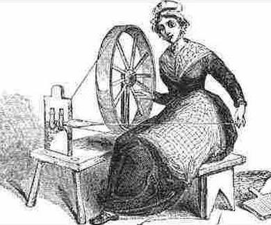 La revolución de las máquinas de coser.