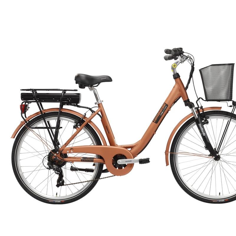 LOMBARDO LEVANZO SPORT:  de E-Bike Guadarrama