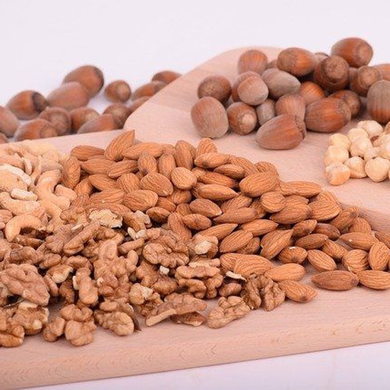 Dátiles y frutos secos: Frutas y verduras de La Alegría de la Huerta
