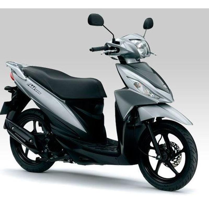 Scooter: Motos, boutique y accesorios. de Suzuki Center (San Sebastian de los Reyes)