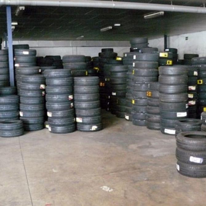 Los neumáticos que aguantan los pinchazos
