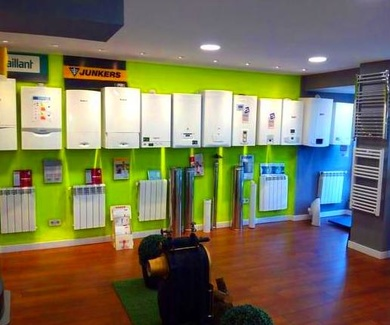 La mejor tienda de calderas de toda la comunidad de Madrid