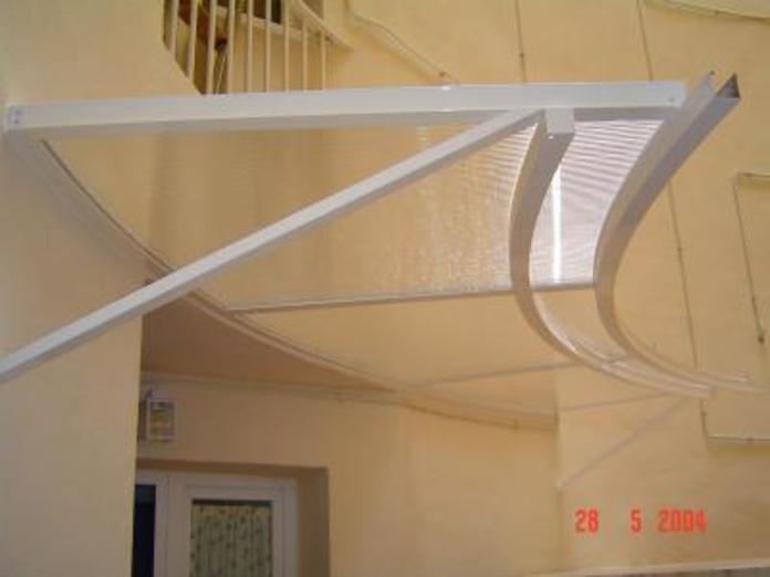 Techos con policarbonato: Catálogo de Aluminios Aludecor Marbella