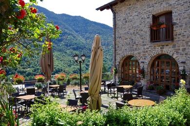 Restaurante en Torla-Ordesa