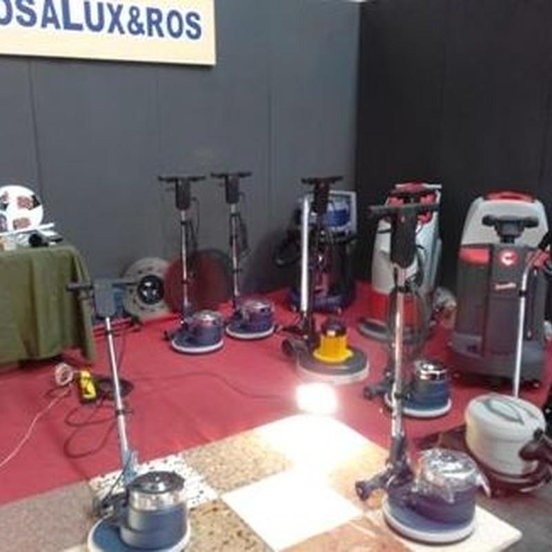 Aspiradoras: Productos y servicios de Brosalux & Ros