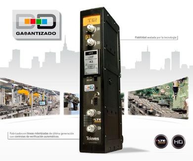 Antenas TV TDT y Satélite  Individuales y comunitarias