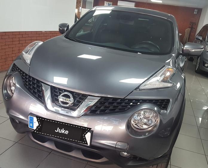 Nissan Juke 1.2 DIG-T N-Connecta 5P:  de Automòbils Rambla