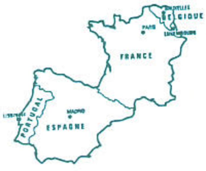 Empresa especializa de mudanzas a Francia