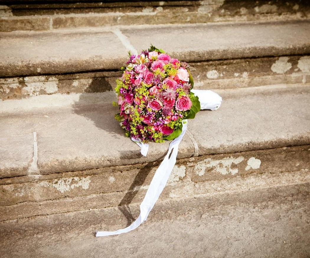 La importancia de las flores en las bodas