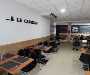 Vista principal del restaurante