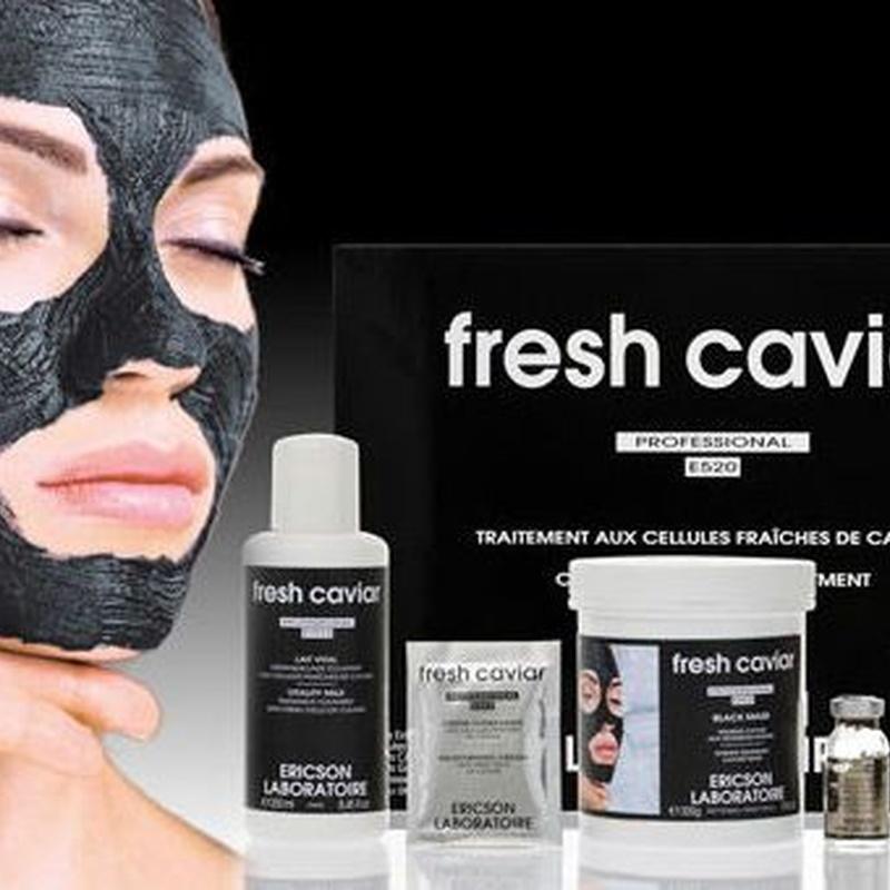 Fresh Caviar:  de Valkiryas