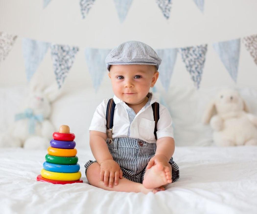 Moda de verano para las prendas de bebé