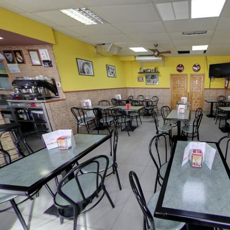 Carta y precios: Nuestra carta de Pizzería Boca a Boca