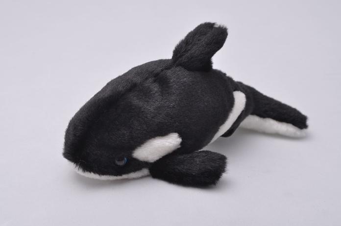 Manopla Orca / Mitten Whale: Productos de BELLA TRADICION