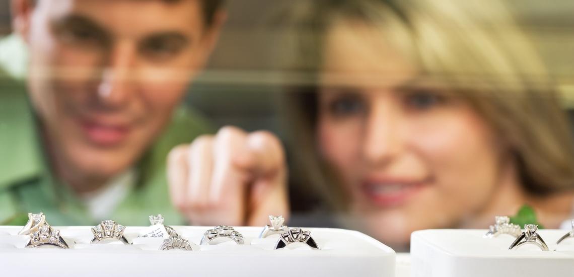Compraventa de diamantes en Madrid centro para el regalo perfecto