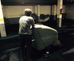 limpieza de garajes en Alcobendas