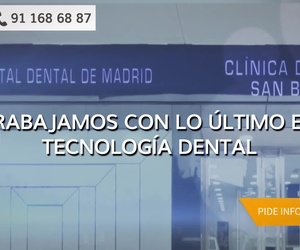 Centros dentales en San Blas y Alcorcón | Hospital Dental de Madrid