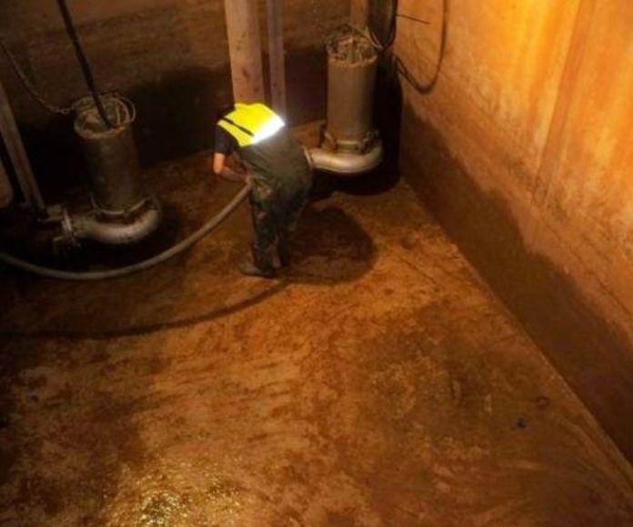 Pozos negros: Trabajos realizados  de Levante Instalaciones Fontanería y Gas