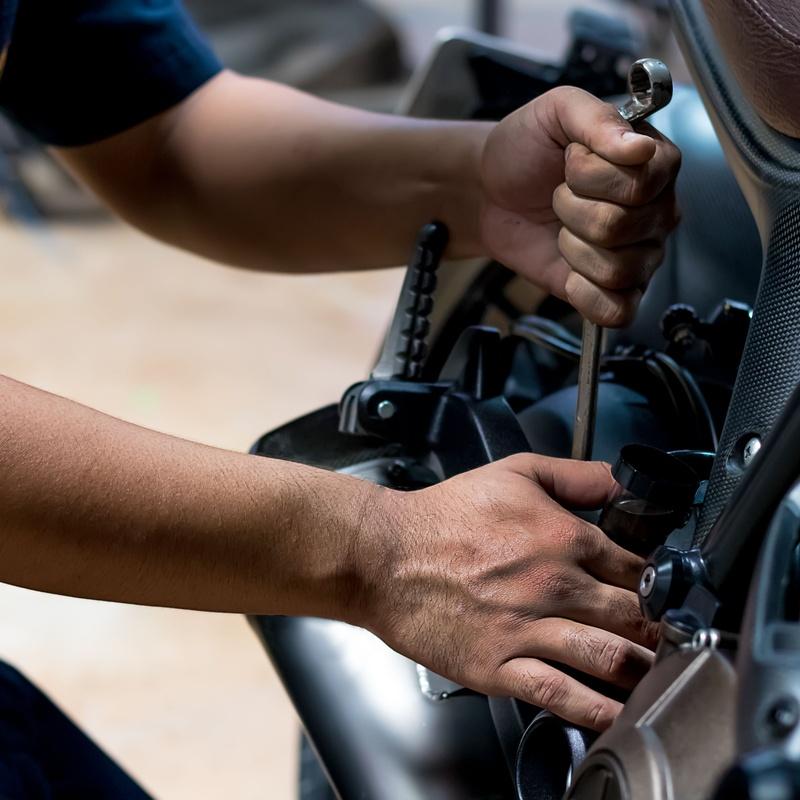 Pre ITV: Servicios de Motos JLO