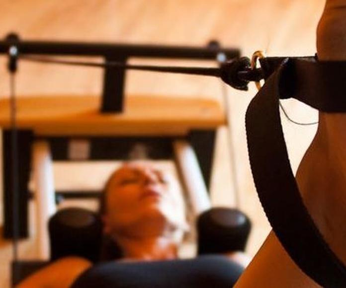 Concentración: Pilates de Pilates Powerhouse