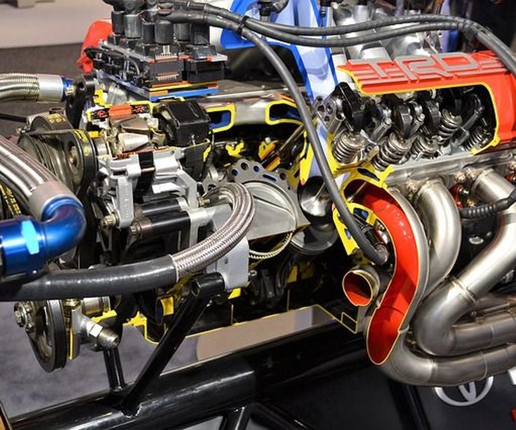 Mantenimiento para motores GLP