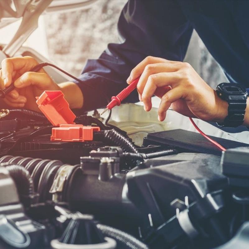 Mantenimiento del vehículo: Servicios de Neumáticos Mora