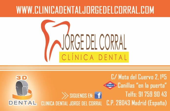 Clínica dental en Carretera de Canillas-Hortaleza-Madrid