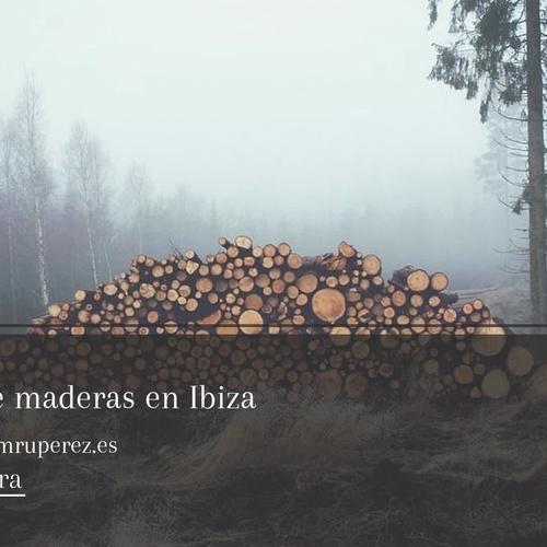 Madera de sabina enIbiza | Maderas Familia Rupérez