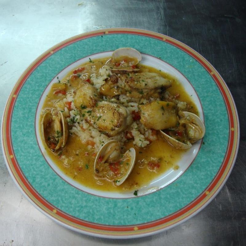 Entrantes: Carta de Restaurante Portovello