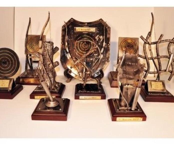 Trofeos deportivos y conmemorativos: Productos de Arteforja JMC