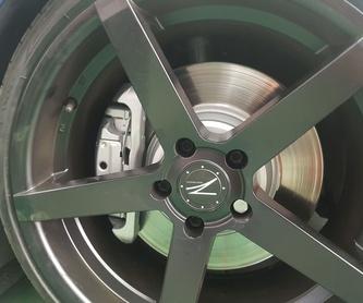 Mecánica: Servicios de Legauto Motor