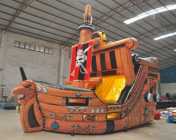 Barco Pirata 6,6x3,5