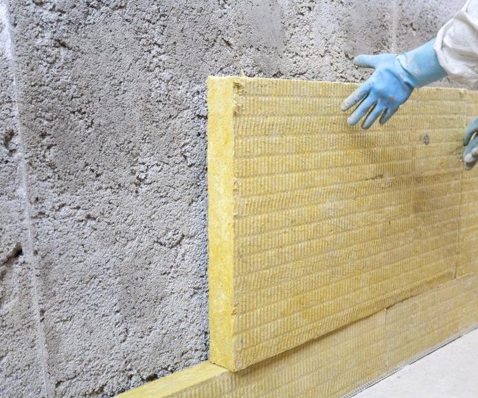 Aislamientos térmicos y acústicos: Productos de Temocar Interiores