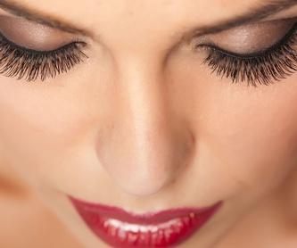 Novias: Servicios de Salón de Belleza Fuchsia