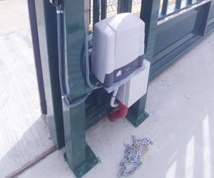 Automatismos para puertas automáticas en Zaragoza