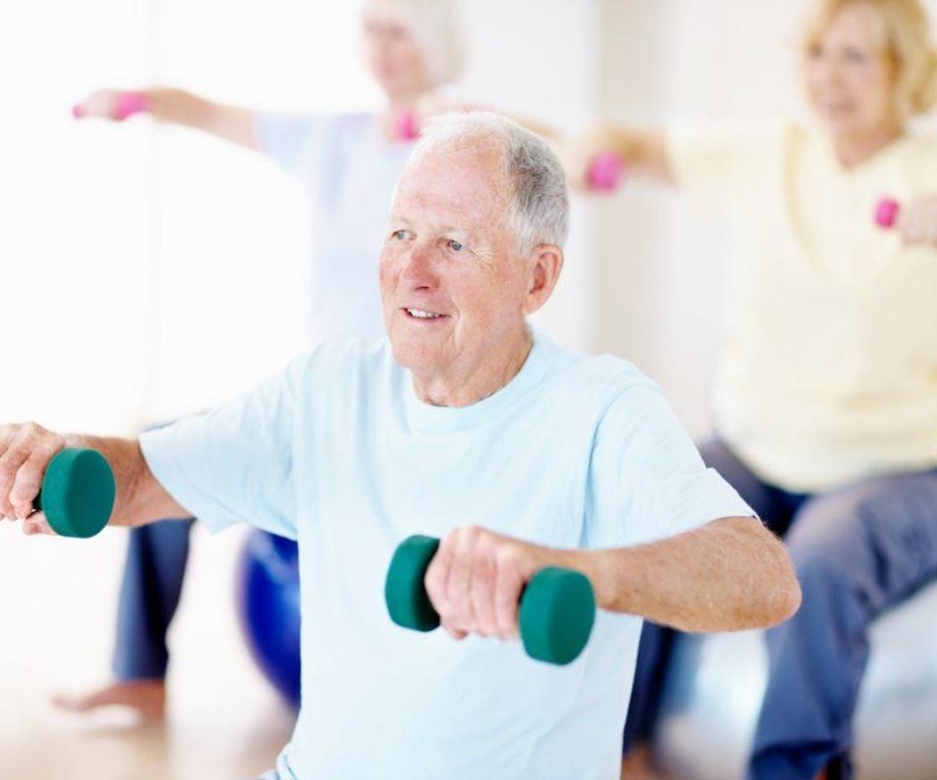 La actividad física en la tercera edad