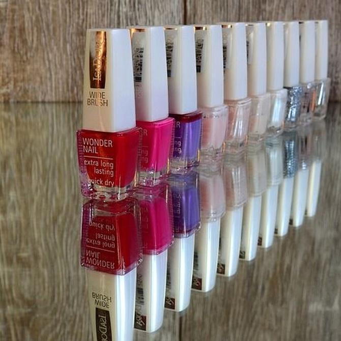 Los esmaltes de uñas de moda