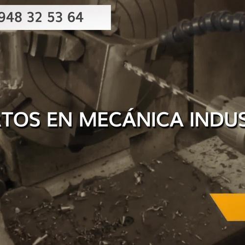 Mecanizado de piezas en Pamplona: Talleres Jesús Elorza