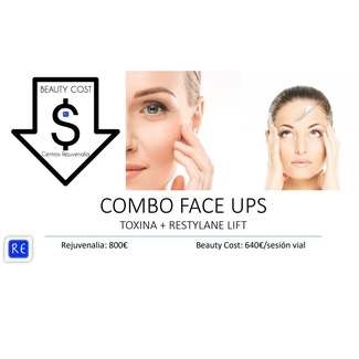 Combo Face UPS