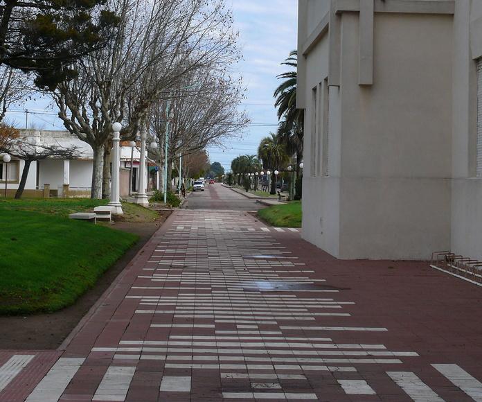 Solados: Trabajos de Construcciones Javier Villar