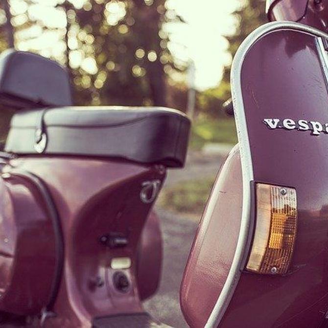 ¿Qué neumático es el adecuado para mi scooter?
