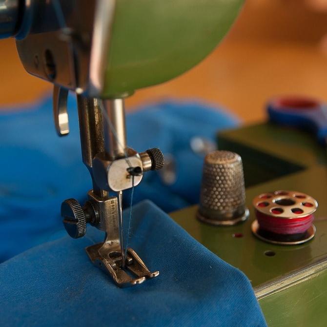 ¿Te animas a coser en tu casa?
