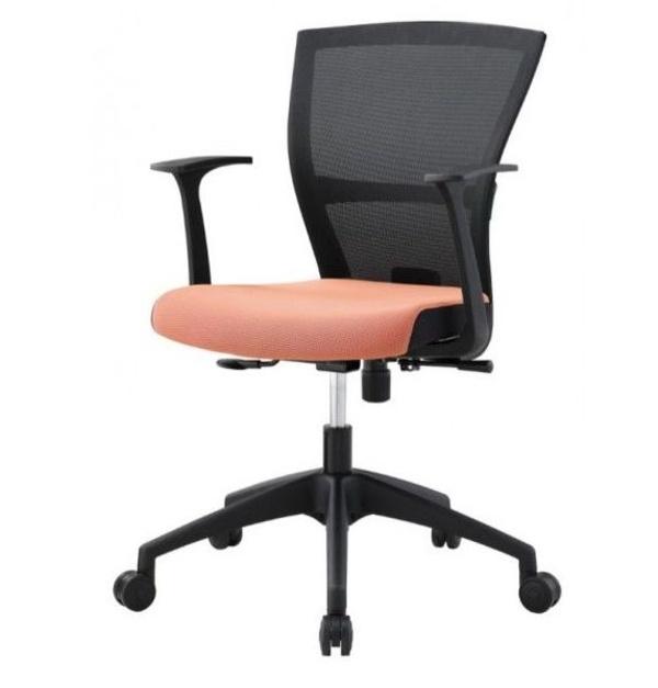 sillon ergonomico radius-05. asiento tap naranja  (+30 €)