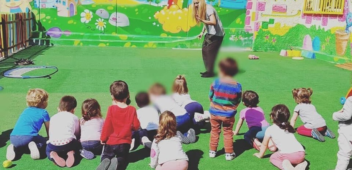 Escuela infantil con horario ampliado en Alcorcón cuida y desarrolla a los niños
