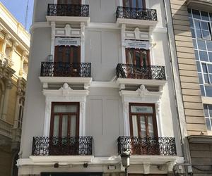 Rehabilitación y resturaución de fachadas en Valencia