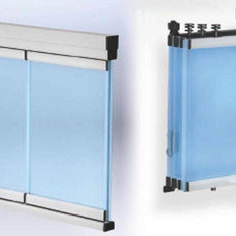 cerramiento cristal sin perfiles