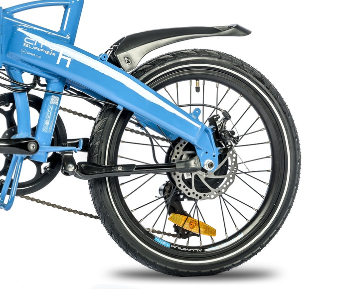 TORROT CITY SURFER PLEGABLE ELECTRICA 950 €: Productos de Bultaco & Bike Doctor